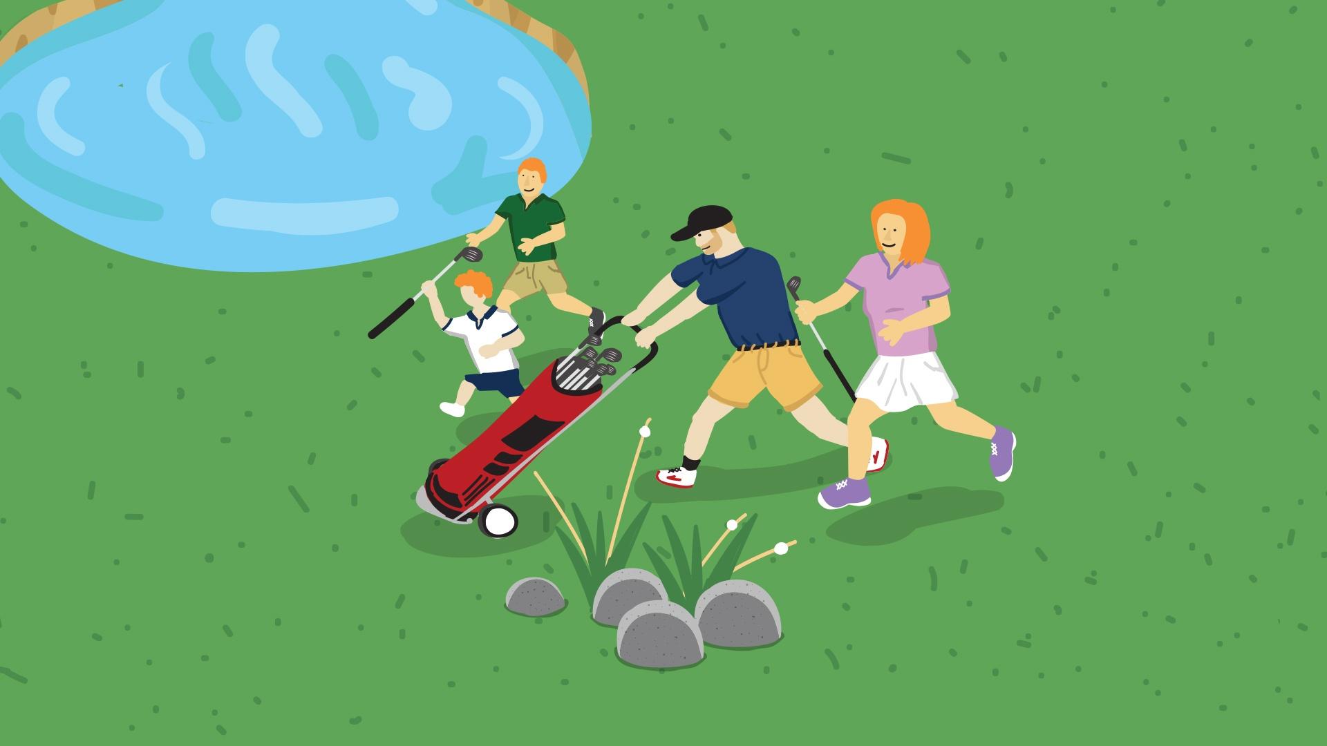 Golf New Zealand Image 1